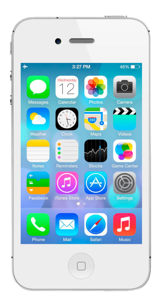 iPhone 4, 4s